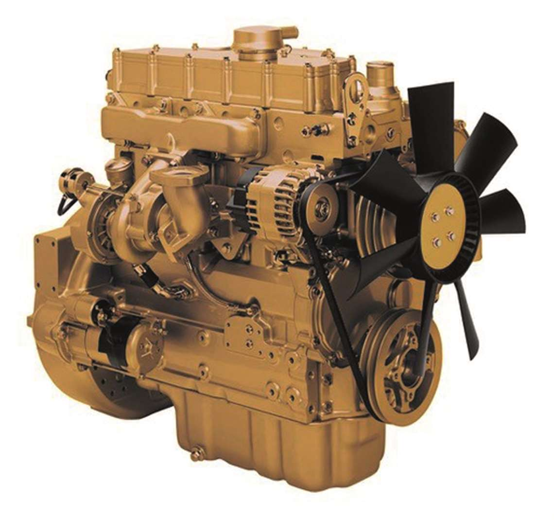 Caterpillar's Rental Engine